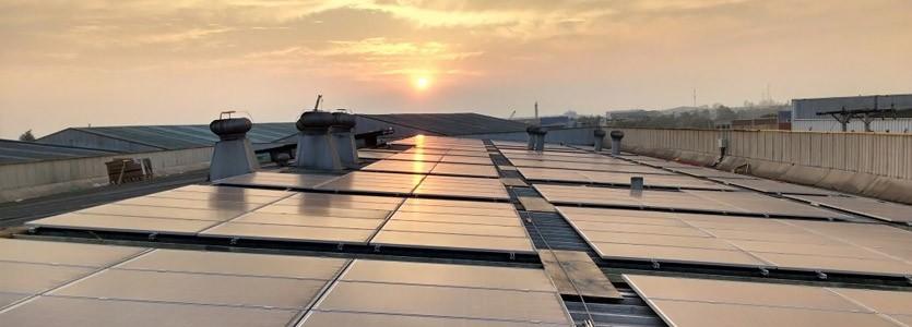 Planta Reciclaje Solar